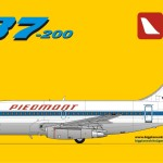 737-200 Piedmont