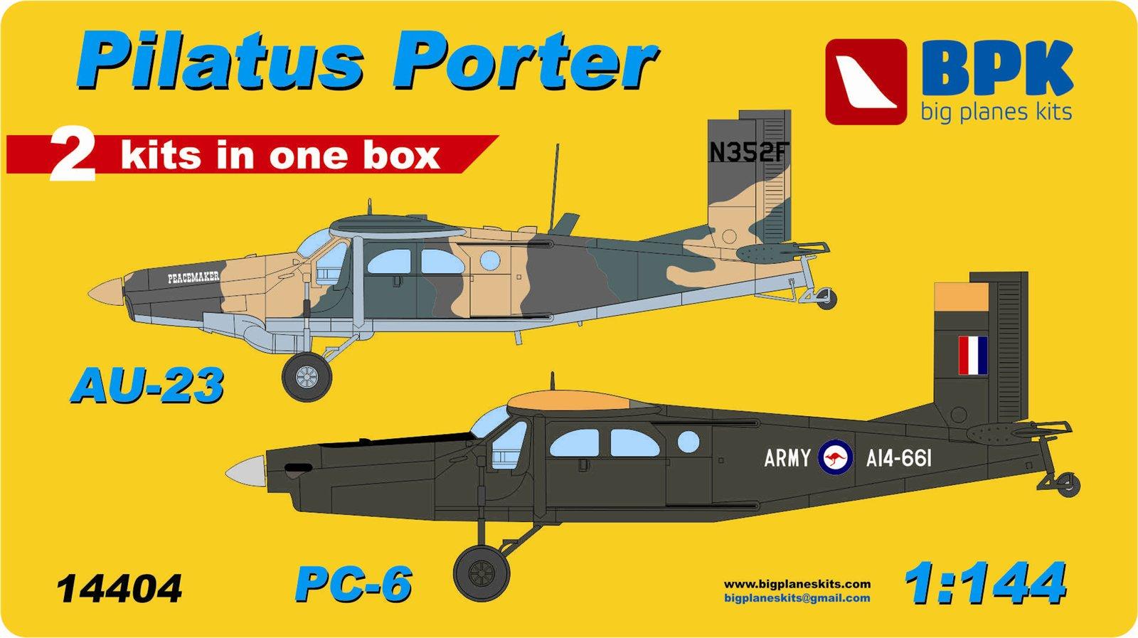 AU-23 PC-6 14404