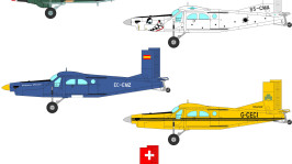 AU-23 and PC-6 14403 col