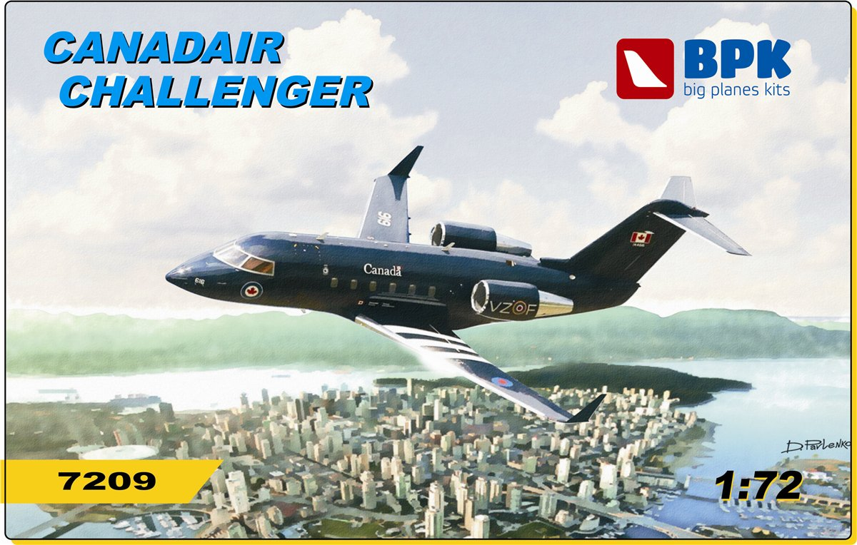 Challenger 7209 boxart