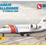 Challenger C-143A/CL-604